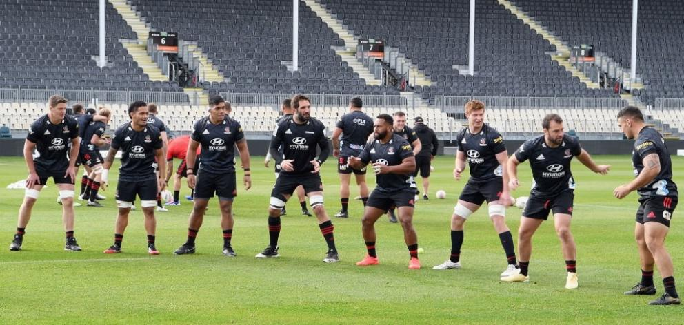 The Crusaders are playing at home in Christchurch and are virtually unbeaten at the stadium in...