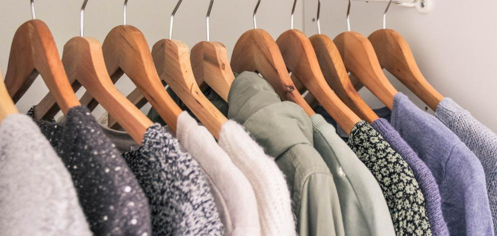Spend an afternoon auditing your wardrobe.