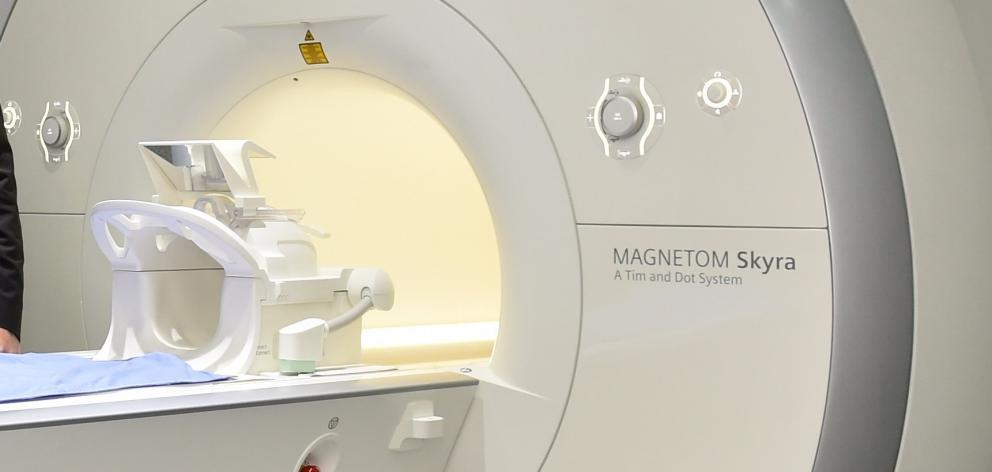 The SDHB's radiology service is set to return. PHOTO: ODT FILES.