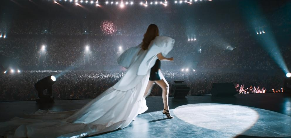 Aline charts the life of Celine Dion. It is billed as a comedy.