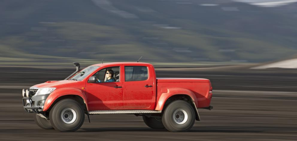 Vehicle trends often begin in the United States, before reaching New Zealand, Woodward says....