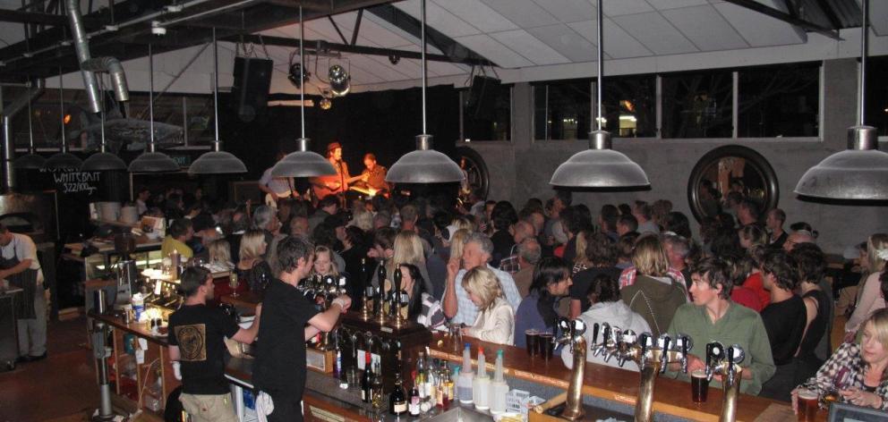 The Brewery Bar & Restaurant. Photo: Supplied