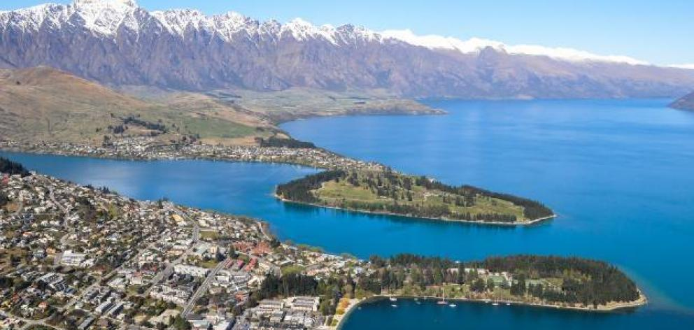 The danger for Queenstown is a skills drain, as people move away in search of work. Photo: ODT...