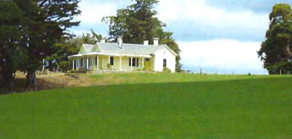 This house in Waikouaiti was built about 1890 and the property was once owned by a prominent...