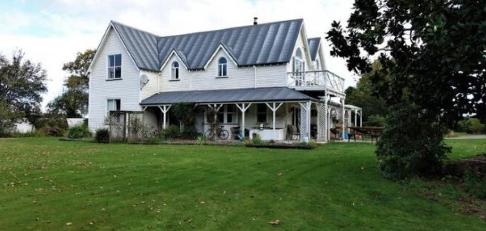 The Springs Homestead will remain, while the surrounding farmland would be converted to...