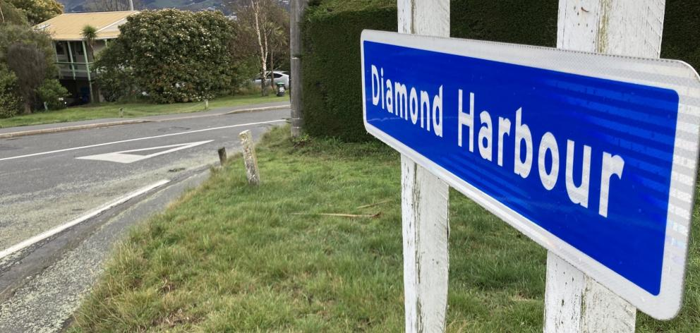 """Diamond Harbour residents should """"keep an eye out for each other right now"""". Photo: Geoff Sloan"""