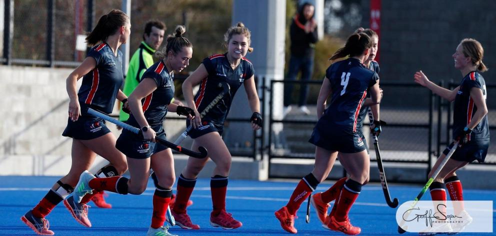 Reigning Canterbury Hockey premier league champions Harewood claimed the 2021 Rose Bowl Trophy....