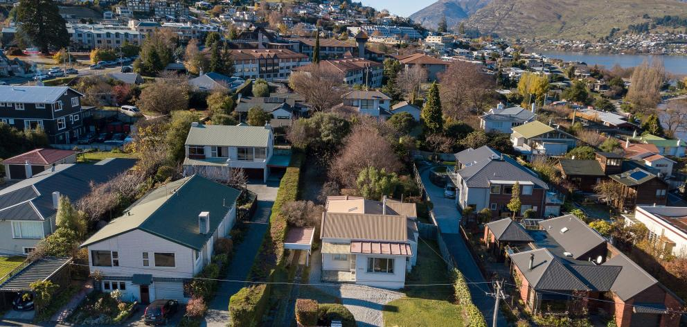 Houses in Central Otago and Queenstown Lakes are now more expensive on average than ones in...