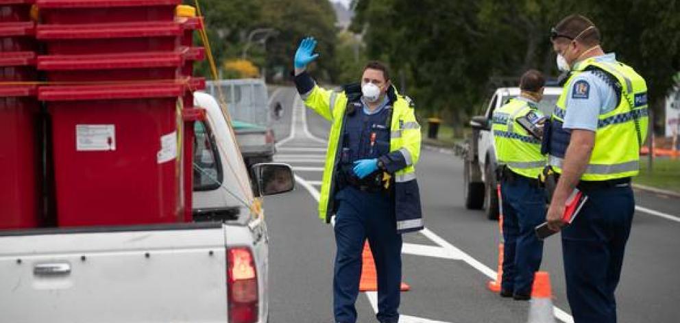 Photo: NZ Police / File image