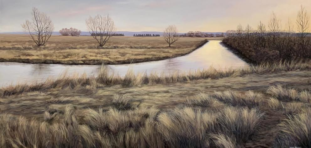On the Taieri by Debbie Malcolm