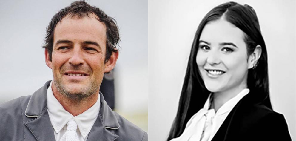 William Willis and Hannah Rawnsley. Photo / NZME