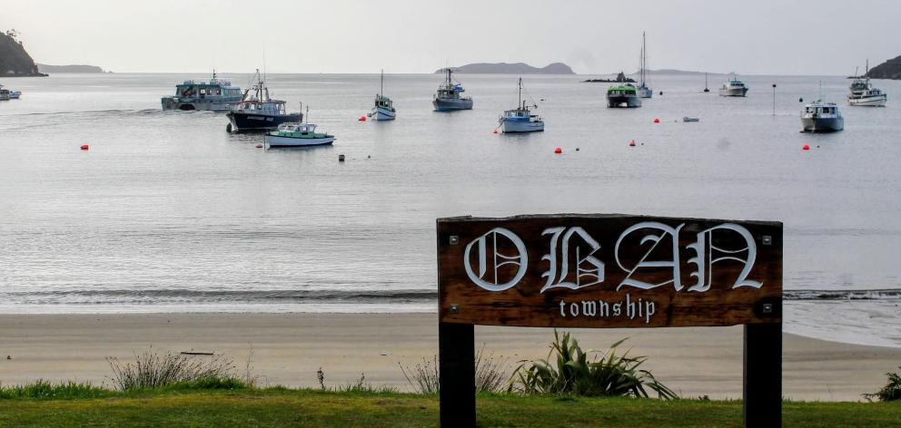 Stewart Island residents are being encouraged to have their say on a proposal to increase the...