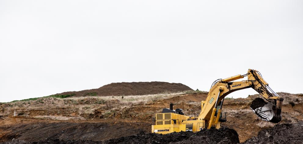 Takitimu coal mine operates in nearby Nightcaps. Owner Bathurst Resources Ltd is looking to...