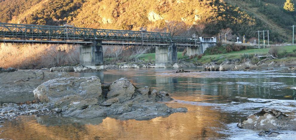 Beaumont bridge