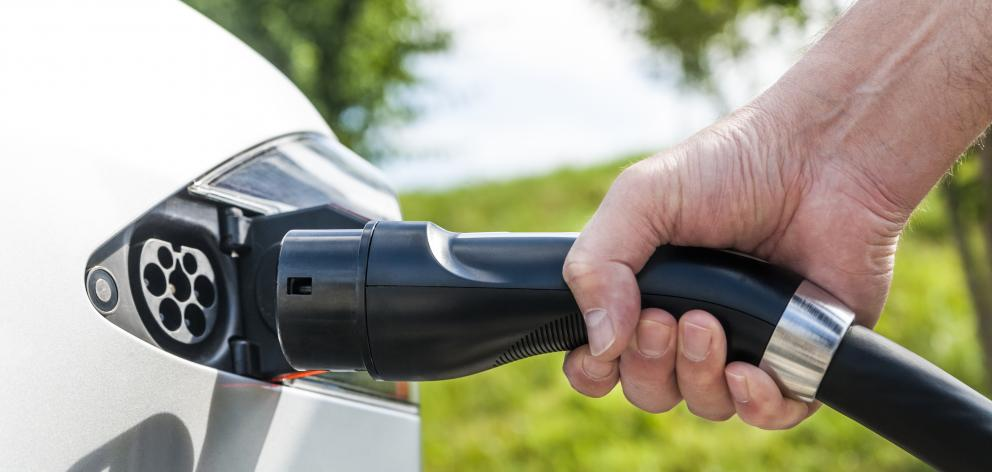 Barriers to owning an EV were concerns about battery life, range, towing ability, off-road...