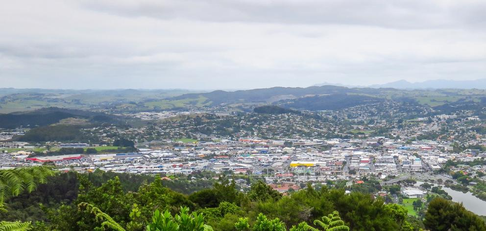 Whangarei city. Photo: Getty Images