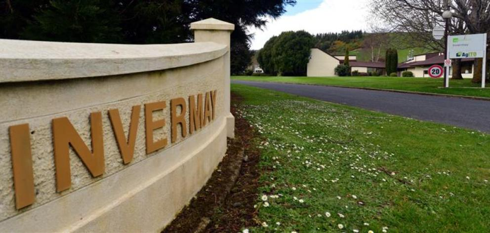 The plan is now for 47 staff to move by the end of 2019, leaving 30 staff remaining at Invermay....