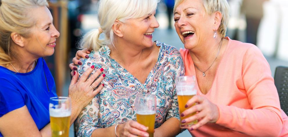 Hazardous drinking can involve just small amounts of alcohol frequently, with little or no binge...