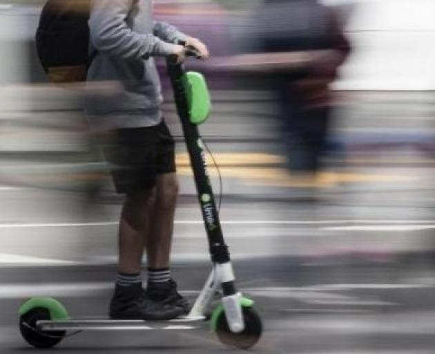 Hacked Lime scooters make sexual comments to riders