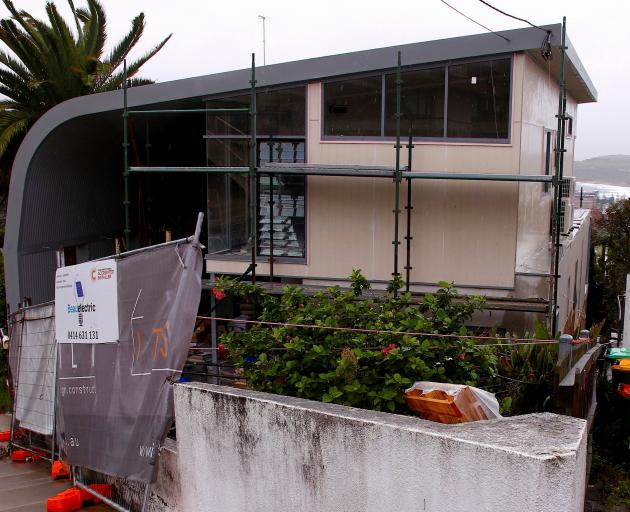 A property being redeveloped that has been registered by Cambridge Analytica as their Australian...