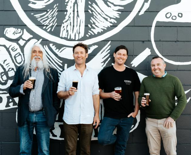 The Cassels & Sons Brewing Co team. Photo: Facebook