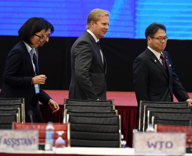 TPP countries agree to explore options for trade deal without US