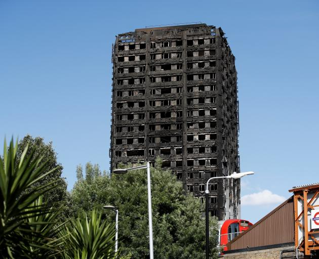Seventeen people are known to have died in the Grenfell Tower block fire, but the death toll is...