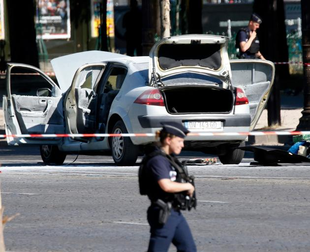 France has been on high security alert following a series of militant Islamist attacks. Photo:...
