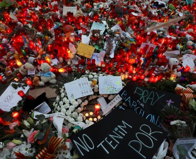 Spain terror cell was planning much bigger attack: Suspect