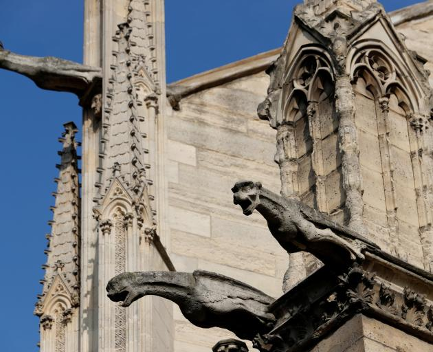The cathedral in Paris has long drawn tourists from around the world. It is most famous in...