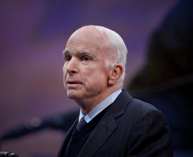 Questioned what information Senate Armed Services Committee still needed, John McCain said: ...