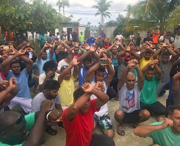 Jacinda Ardern offers $3 million for refugees on Manus Island