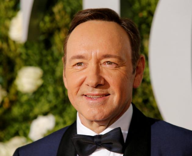 Kevin Spacey was artistic director at the Old Vic from 2004 to 2015