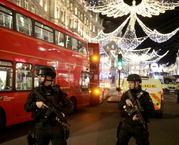 'Incident' reported at London's Oxford Circus station: British Police