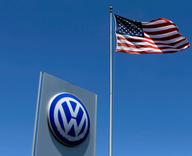 In March, Volkswagen pleaded guilty to three felony counts under a plea agreement to resolve US charges that it installed secret software in vehicles in order to elude emissions tests.