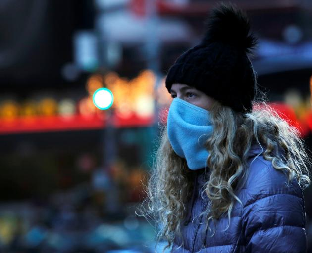 Freeze warnings are in place from Texas to the Atlantic Coast and the northeastern United States. Photo: Reuters