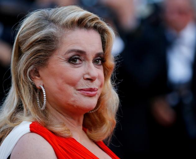 'Worse Than Spitting in the Face': Deneuve Apologizes to Sex Assault Victims