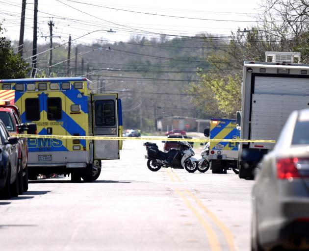 The latest blasts were in homes about 6km apart in East Austin. Photo: Reuters