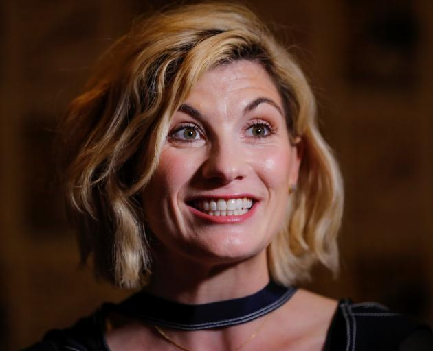 Jodie Whittaker plays the 13th Doctor. Photo: Reuters