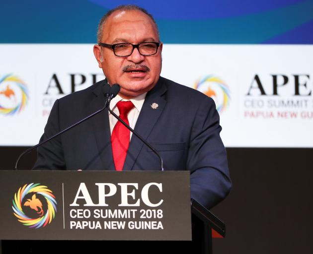 Peter O'Neill says PNG will release a formal closing statement for the APEC forum in coming days....