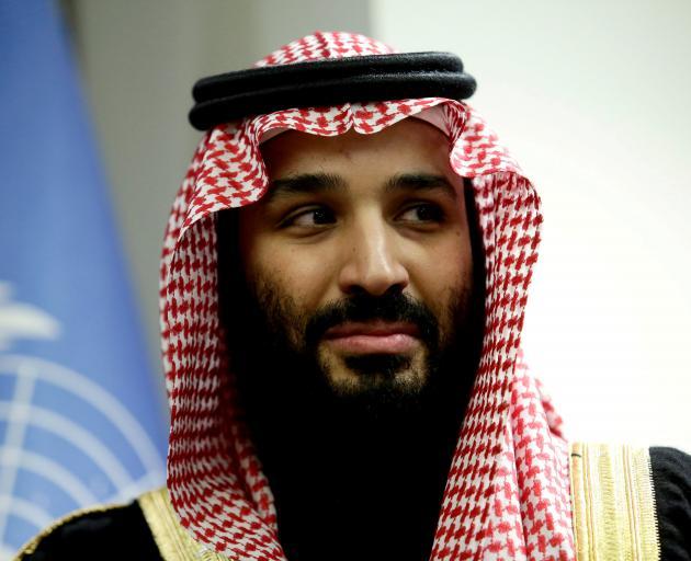 Crown Prince Mohammed bin Salman. Photo: Reuters
