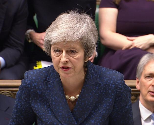 British Prime Minister Theresa May skirted chaos over the Brexit issue this week. Internet bots...