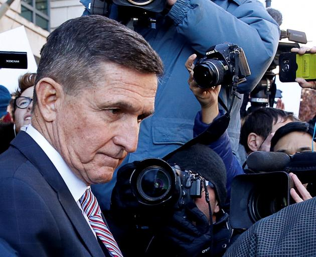 Michael Flynn pleaded guilty to lying to FBI agents about his December 2016 conversations with...