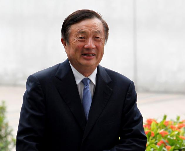 "Huawei founder Ren Zhengfei reiterated that the company will ""never undertake"" any spying..."