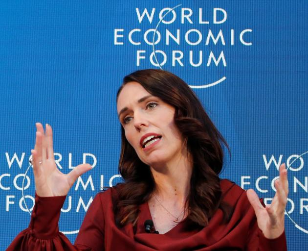 """Prime Minister Jacinda Ardern: """"This is not about a particular vendor. This is about a framework..."""