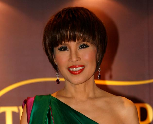 Ubolratana Rajaka, Princess of Thailand. Photo: Reuters