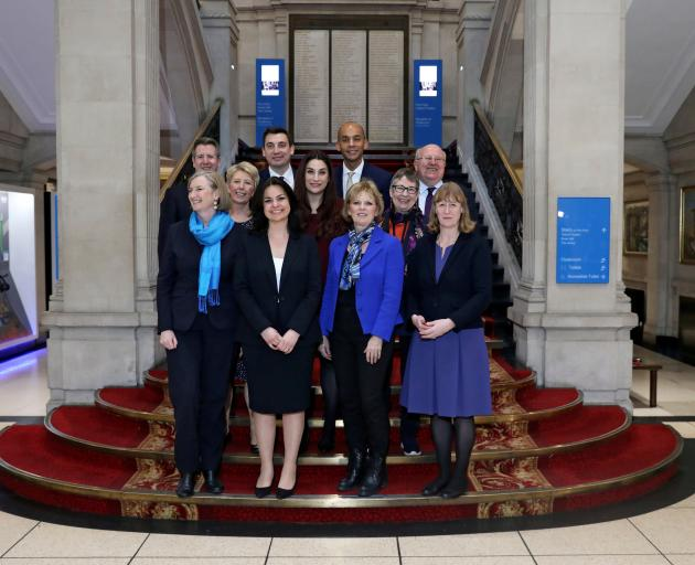 Eleven MPs have left Labour and the Conservative parties. They are: Sarah Wollaston, Heidi Allen,...