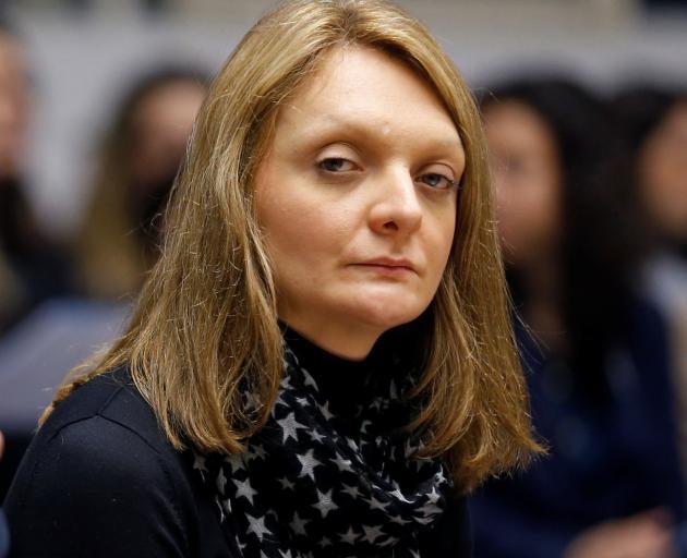 Rachel Lambert believes her husband should be allowed to die. Photo: Reuters