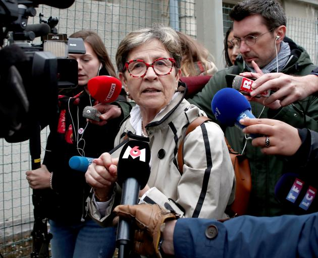 Viviane Lambert  and her husband filed a last-ditch legal bid to keep their son alive and have...