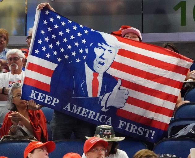 2020年的唐纳德特朗普与2016年的特朗普非常相似 - 傲慢和渴望......